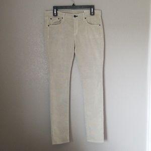 rag & bone Corduroy Jeans Pants 29